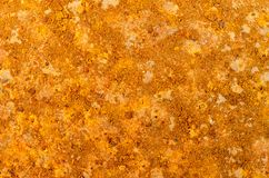 Rust orange metallic background royalty free stock photos