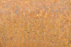 Rust orange metallic background royalty free stock photos