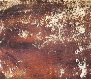 Rust and paint background Royalty Free Stock Images