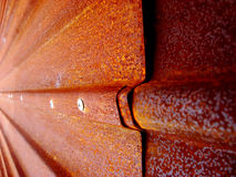 Rust pattern Royalty Free Stock Image