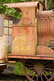 Rust in Peace Stock Photography