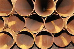 Free Rust Pipes Texture 2 Royalty Free Stock Images - 18329219