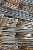 Rust on rod steel Stock Photography