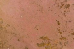 Rust rough surface metal texture royalty free stock photo
