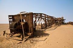 Rust ruins Stock Photo