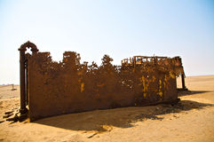 Rust ruins Stock Photo