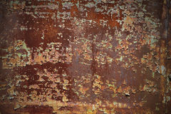 The rust Royalty Free Stock Photo