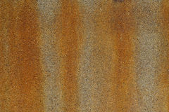 Rust stains on stone wall Royalty Free Stock Image