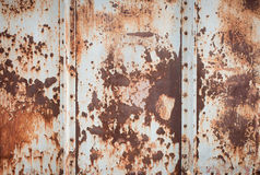 Rust steel background Royalty Free Stock Photo