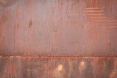 Rust steel background Stock Photo