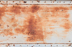 Rust steel background Royalty Free Stock Photos