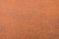 Rust on Steel. Colors and surface texture of rust stock photography