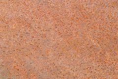 Rust on steel and metal for pattern and background Stock Photography