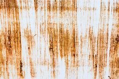 The rust on the steel. Royalty Free Stock Image
