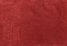 Rust Suede Background Stock Photography