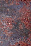 Rust surface Royalty Free Stock Photos