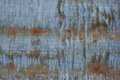 Rust texture. Rural looking corrugated rust texture Royalty Free Stock Image