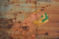 Rust texture Stock Photography