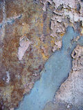 Rust texture. Photo of rust texture close-up royalty free stock image