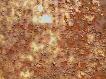 Rust texture. Old metal rust texture closeup stock images