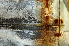 Rust texture Stock Image