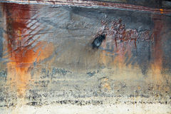 Rust and texture Royalty Free Stock Image