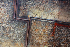 Rust and texture Stock Image