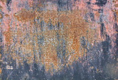 Rust Texture Stock Image