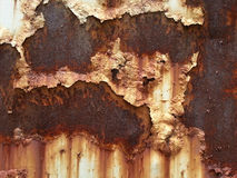 Rust texture Royalty Free Stock Images