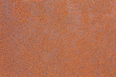 Rust texture as metal plate background Royalty Free Stock Photography
