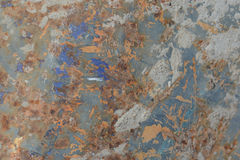 Rust texture as metal rust old iron plate background Royalty Free Stock Images