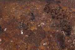 Rust texture background Stock Image