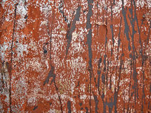 Rust Texture Royalty Free Stock Photography