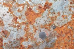 Rust texture Stock Photography