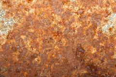 Rust texture Royalty Free Stock Photos