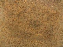 Rust texture, metal plate background Stock Photos