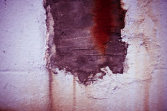 Rust texture, rusted wall Royalty Free Stock Images