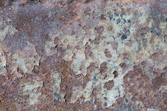 Rust texture. S  wallpaper background surface Stock Image