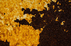 Rust Texture Stock Photo