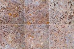 Rust Textures 2 Stock Image