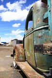 Rust in Uyuni Royalty Free Stock Images