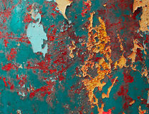 Rust Vintage color texture background. Stock Images