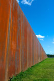Rust wall Royalty Free Stock Images