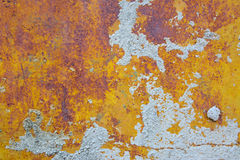 Rust Wall Royalty Free Stock Photo