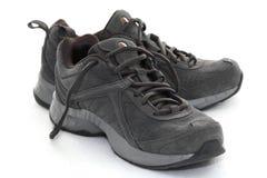 rustande skor Fotografering för Bildbyråer