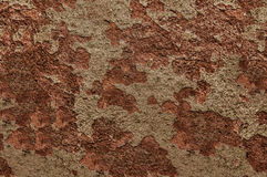 Rusted钢和摘要背景纹理  图库摄影
