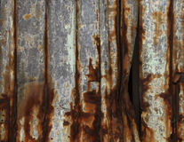 Rusted Royalty Free Stock Image