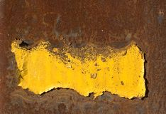 Rusted royalty free stock photos