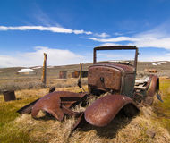 Rusted Antique Truck Royalty Free Stock Image