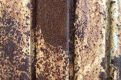 Rusted background Stock Photos